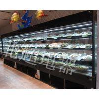 供应定做LFG-3.2蔬菜冷藏展示柜,北极洋老牌子