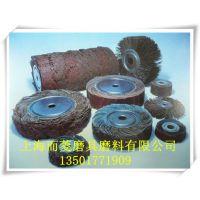 厂家订做各种规格硬布、软布千丝轮、砂布丝轮 砂布抛光轮