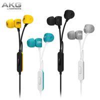 AKG/爱科技 Y20 入耳式耳机耳塞手机线控麦克风HIFI