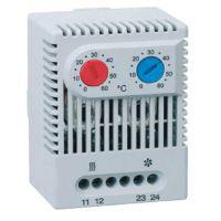 源顶电气SOTOP百能堡同规格尺寸组合式温度控制器ST541