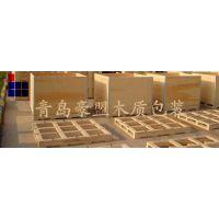 木质包装箱厂家直销定制尺寸熏蒸松木出口木箱定做