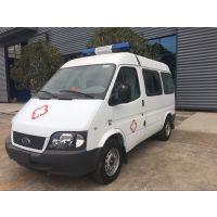 程力专用救护车配置参数价格图片