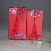 2014创意新款喜糖盒子 婚庆用品糖果盒 烫金礼品包装盒批发 中号
