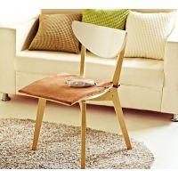 办公室毛绒电热坐垫   冬季椅子坐垫 加厚 记忆棉坐垫