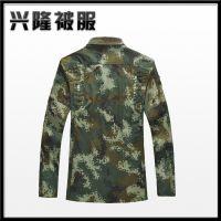 专业经销 迷彩服批发 优质迷彩军训服 户外迷彩服