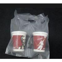 奶茶袋打包袋 饮料杯袋 塑料奶茶袋子 一杯袋二杯袋 奶茶袋豆浆外卖袋 奶茶外卖袋 饮料袋单杯袋