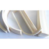 硅胶耐低温密封条 冷库门胶条 双e型硅胶条