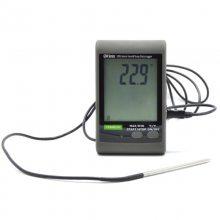 外置探头GSM短信报警温度记录仪GSM-10E