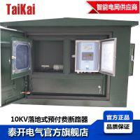 10KV落地式计量箱 预付费型真空断路器带干式计量箱