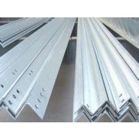 现货热卖优质国标Q235热镀锌角钢 各种规格镀锌等边角钢批发