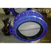 精拓阀门供应,D341X法兰式蜗轮蝶阀价格。DN350