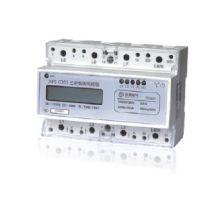 供应迅博电气XPE-D303三相导轨式智能电能表