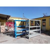 仓库仓储轻型货架家用置物架储藏室展示架库房中型简易角钢货架子