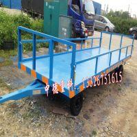 工具车 平板拖车厂家生产 拖车 重钢平板运输车