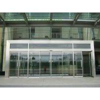 泰安酒店商场自动感应门旋转门安装方法
