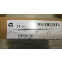 美国D原装进口AB 1756-A10 PLC模块安徽代理价格超好0551-63736364