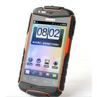 批发路虎V5 三防户外3G智能手机 防水防尘防摔超长待机多国语言