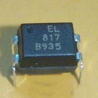 供应电子元器件型号为EL817B的光电耦合器