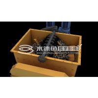 河南郑州工业机械动画制作;项目投标演示动画