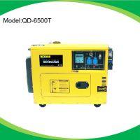 供应勤达6500柴油静音发电机 静音发电机
