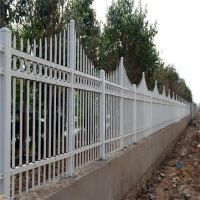 锌钢护栏生产厂供应庭院围栏 实心铸铝道路护栏、公园围墙、景区棚栏