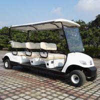 朗晴 LQY065 6座红色电动高尔夫球车