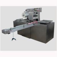 瑞安金金机械JJ-400十三香盒透明膜三维包装机