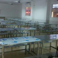 广东广州方联供应不锈钢餐桌 304现代中式餐椅 来图定制