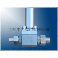 不锈钢低温气动切断阀DQ21F-320P