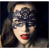 欧慕图 特卖爆款性感蕾丝面具 万圣节表演化妆舞会Party面具