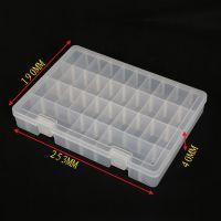 【生产厂家直供】PP格子盒塑料 五金零件盒专用 36格新款上市