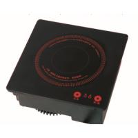 五华火锅电磁炉批发 QHL-HK180B 亲和力 方形单炉 黑晶微晶面板陶瓷面板