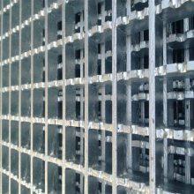 旺来铁格栅板 镀锌钢格栅板价格 网格板重量