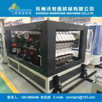 云南PVC合成树脂瓦设备供应商 仿古瓦生产线 波浪瓦设备 沃锐思