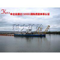 江西赣州小型抽沙船 河道抽沙机械 绞吸式抽沙船