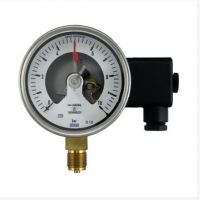 WIKA磁助式电接点压力表PGS21.100+821.1全新原装现货库存WIKA绝压变送器威卡