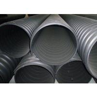 HDPE钢带增强缠绕聚乙烯排水管
