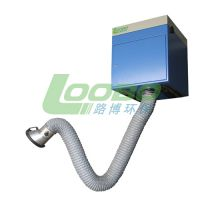 供应LB-BG路博壁挂式烟尘净化器1.5KW功率高体积流量厂家直销