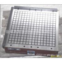 强力永磁吸盘200*250 电脑锣方格吸盘 CNC加工中心吸盘 厂家直销