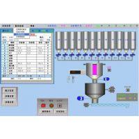 化肥及饲料行业配料控制系统[重庆饲料配料系统]化肥自动配料秤