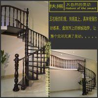 成都实木楼梯厂家实木扶手楼梯小柱