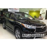 批发15款丰田汉兰达 专用SUV车身彩条 汽车拉花 改装腰线贴