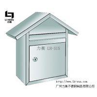 广州厂家供应酒店学校小区别墅商场用不锈钢信报箱质量好价格低