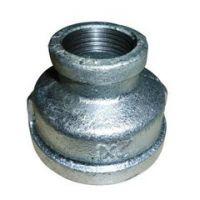 供应码钢镀锌钢塑沟槽管件异径大小头