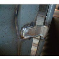 厂家现货供应 集装箱铰链板 钢材门铰链 集装箱门合页铰链
