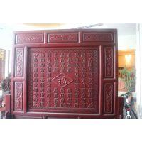 屏风东阳鲁创厂家直销红木家具定做,实木家具排行榜,东阳木雕,