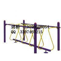 供应呼啦桥扭腰运动器材 成年人健身路径锻炼腰部器材呼啦桥 剑桥 铁