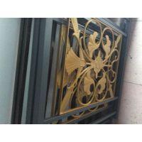 重庆玻璃护栏厂家供应:锌钢阳台栏杆 小区围栏 道路隔离栏