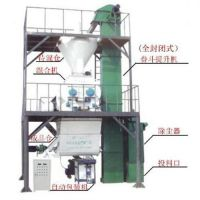 干粉砂浆生产线|大张强胜(图)|大型干粉砂浆生产线