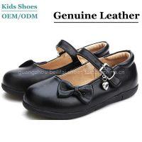 2014 Latest Fashion Black Uniform Kids Shoes For Girls School shoes